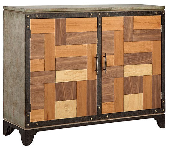 Mosher 2 Door Cabinet - 13546 - Stein World
