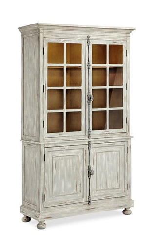 Shapiro Glass Cabinet/Hutch - 13594 - Stein World