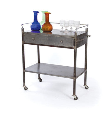 Go Home Industrial Trolley/Bar Cart 16181