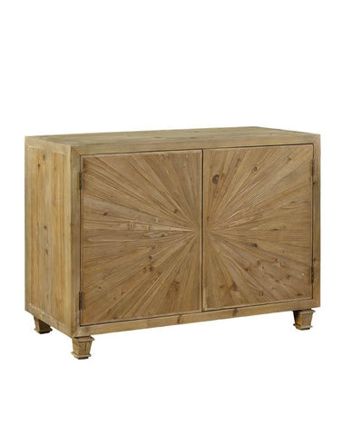 "Sauda Reclaimed Fir Slats 43"" Sideboard"