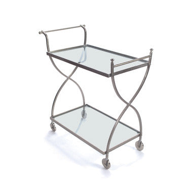 Go Home Phantom Bar Cart 20245 - Rustic Edge