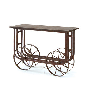 Go Home Nebraska Kitchen Cart/Console 20655
