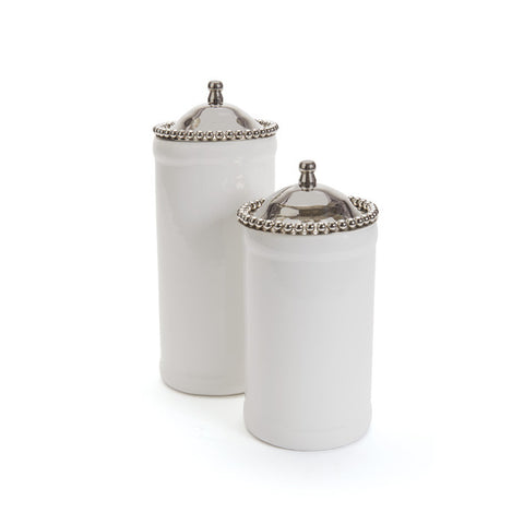 Go Home Set of 2 Granger jars 20757
