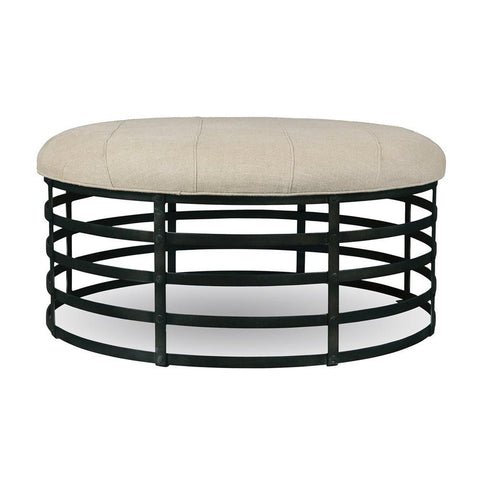 Echo Park Cocktail Ottoman - Intrustic home decor