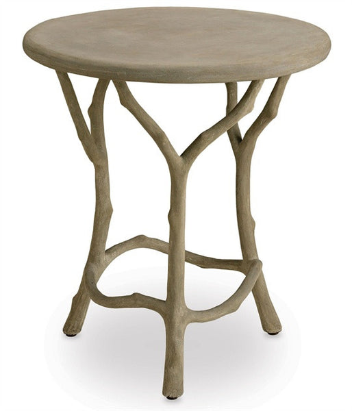 Hidcote Concrete Side Table excellent for Outdoors 2373