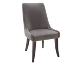 DUNCAN DINING CHAIR GREY SET OF 2