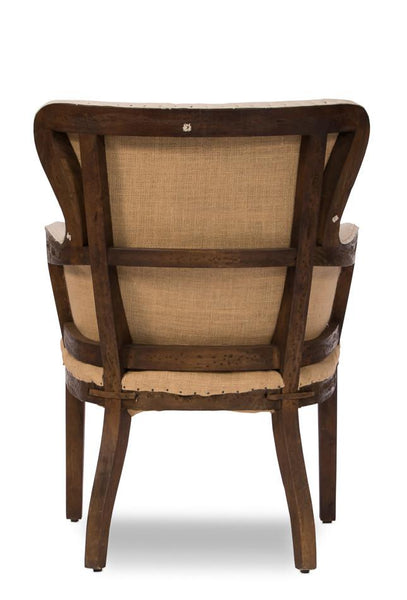 Breck Writer Chair - Rustic Edge
