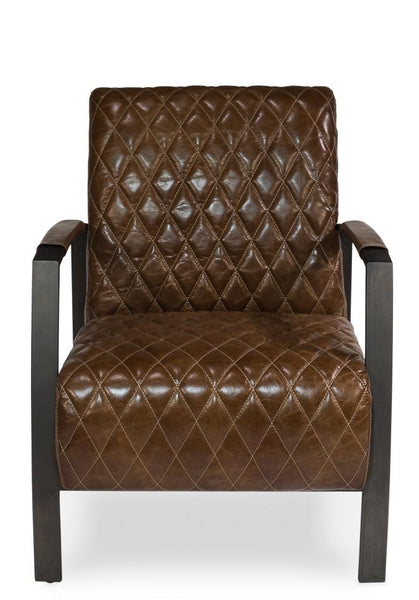 Dembe Lobby Chair - Intrustic home decor