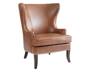 GREER ARMCHAIR COGNAC
