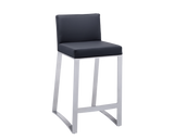 NELLA COUNTER STOOL BLACK