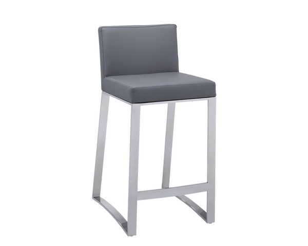 NELLA COUNTER STOOL GREY