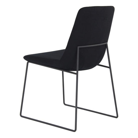 Victor Dining Chair Black