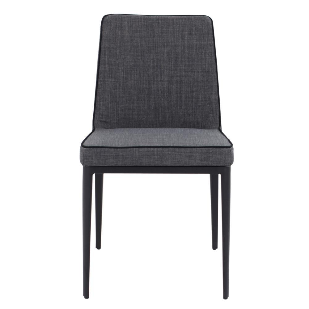 Robert Dining Chair Black - Intrustic home decor