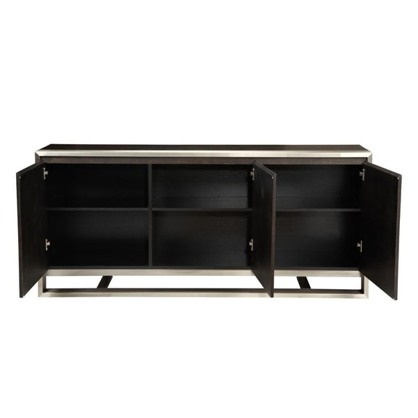 Myriam Sideboard Dark Brown - Intrustic home decor