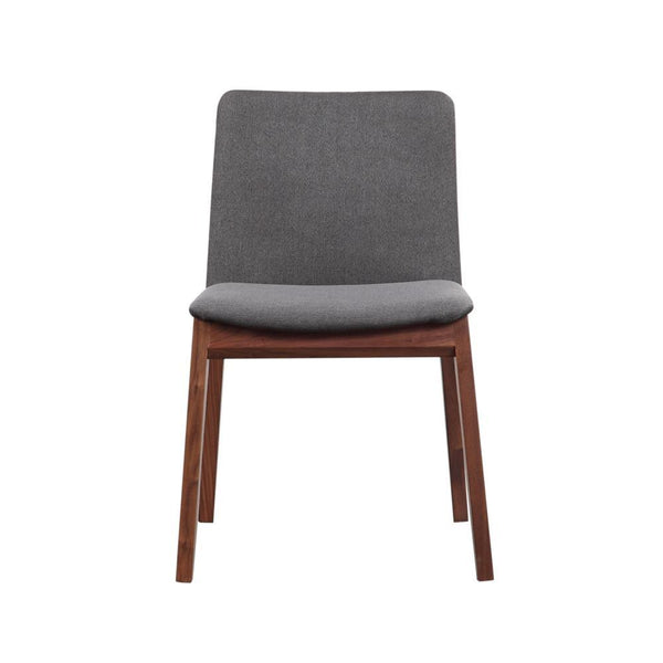 Odilon Dining Chair Grey - Intrustic home decor