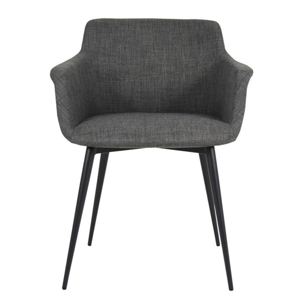 Samuel Arm Chair Grey