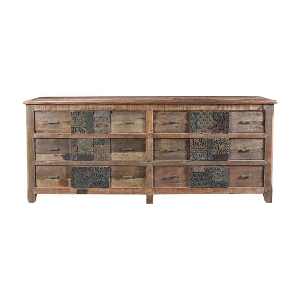 Gerard 6 Drawer Dresser - Intrustic home decor