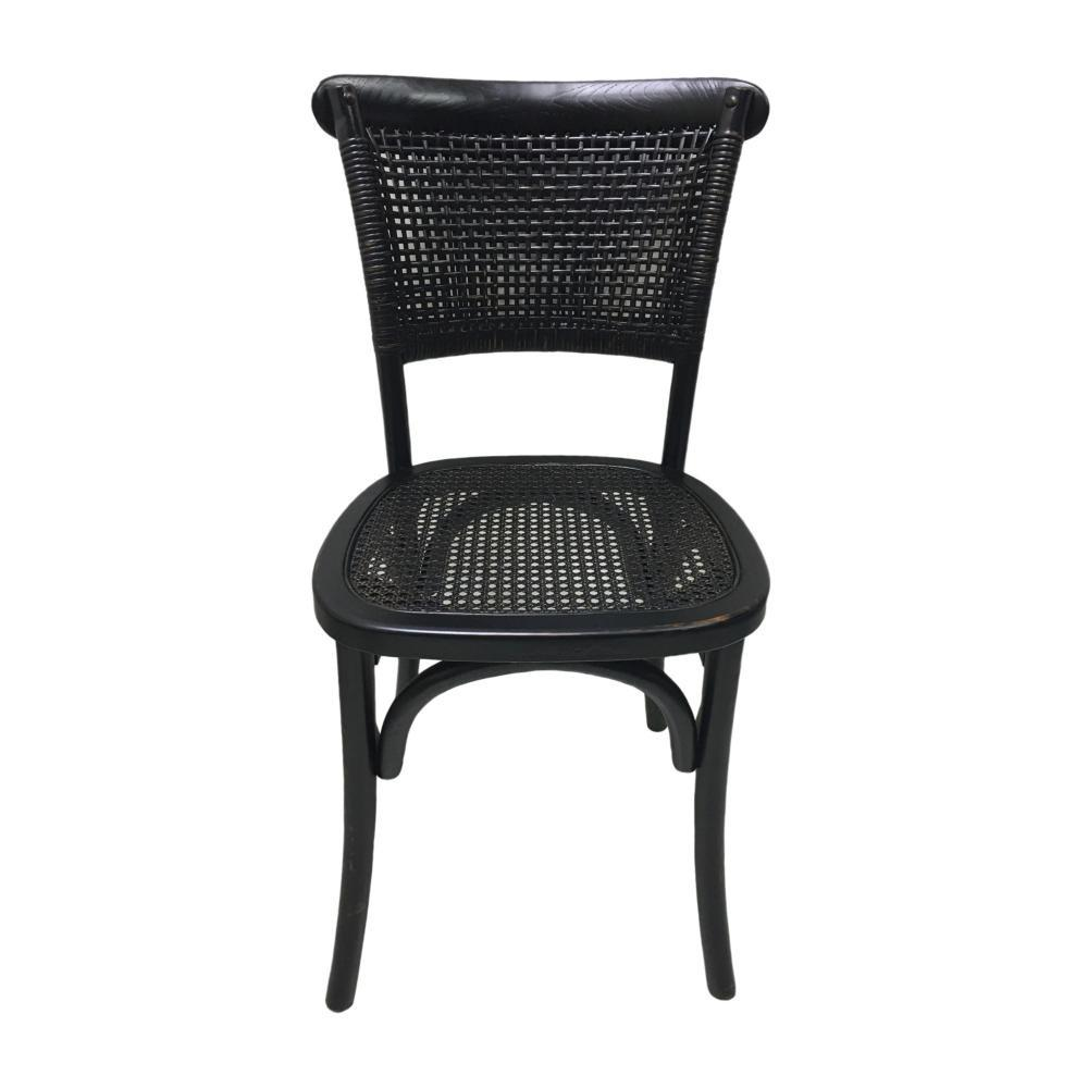 Padrig Dining Chair Antique Black