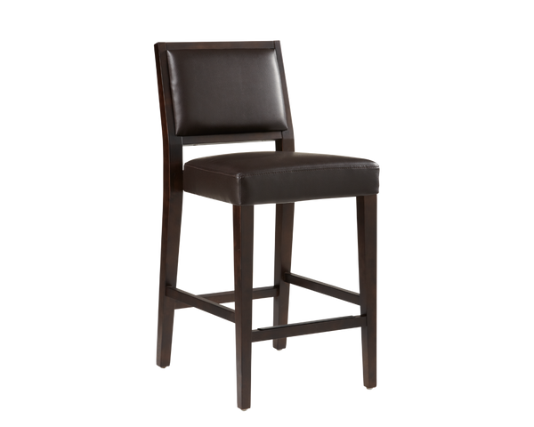 ELINOR COUNTER STOOL BROWN