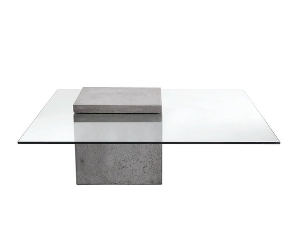 GERMAIN COFFEE TABLE - Intrustic home decor
