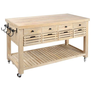 EARVIN KITCHEN ISLAND