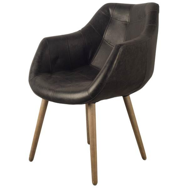 Gardner Chair Black
