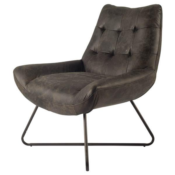 Reginald Leather Chair