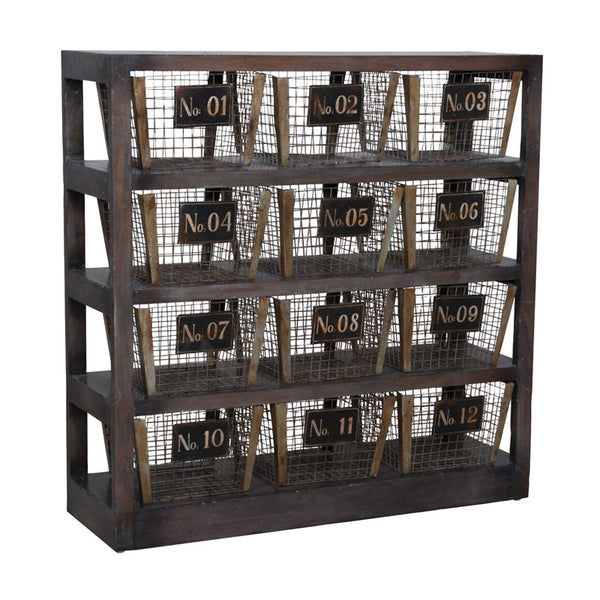 Guild master 623003 Wire Metal Basket Shelves