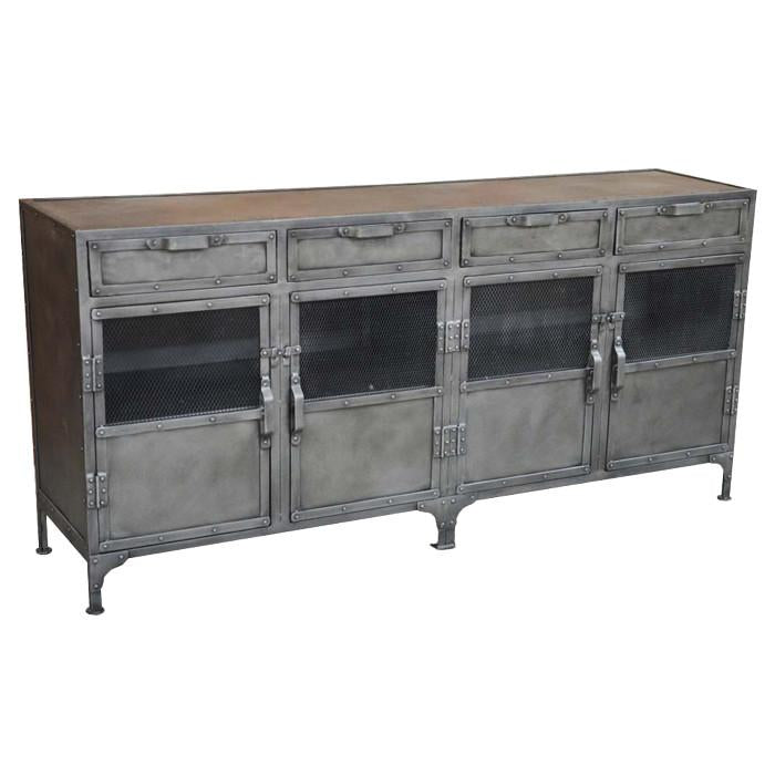 Marzena 4 Drawer, 4 Door Buffet