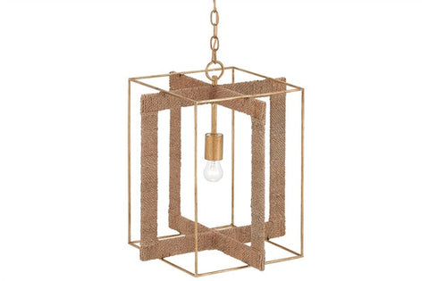 Purebred Contemporary Pendant- Currey & Co 9000-0216