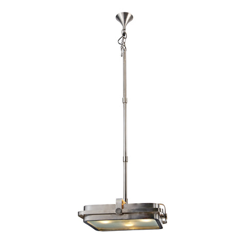 Dimond Home Retro Industrial Metal Pendant Light- 985-009