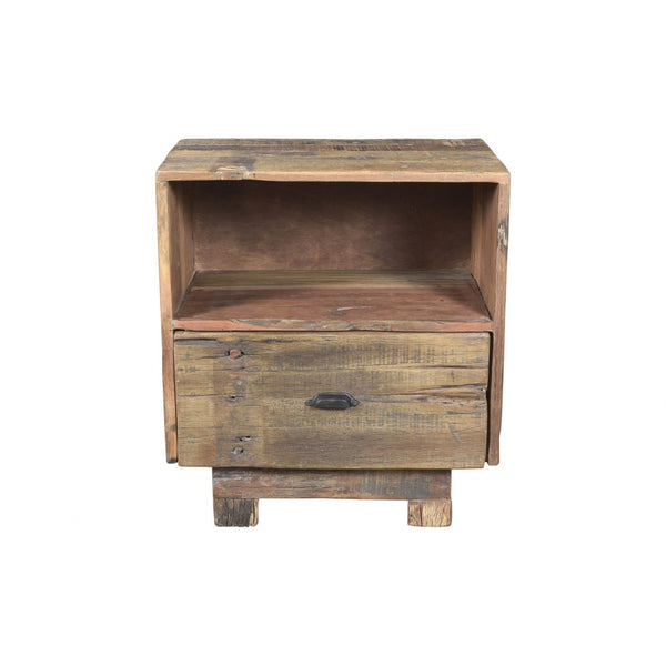 Henri Reclaimed Wood Nightstand