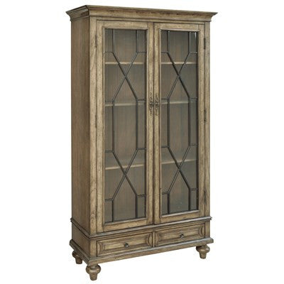 Berkly Pinewood 2 - Door Cabinet - Rustic Edge