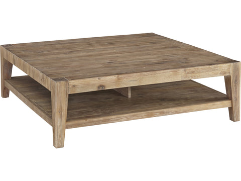 Raphael 46'' Square Coffee Table