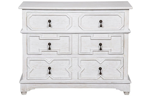Rasmus Dresser White Wash