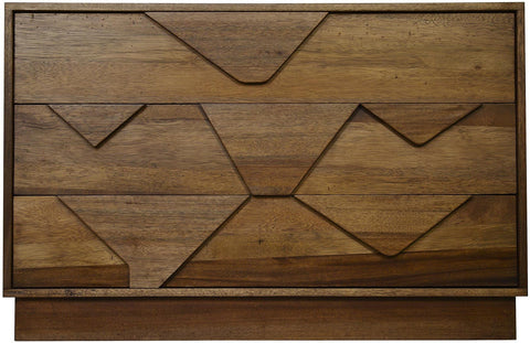 Claus Chest, Dark Walnut