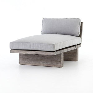 Frans Outdoor Chaise - Intrustic home decor