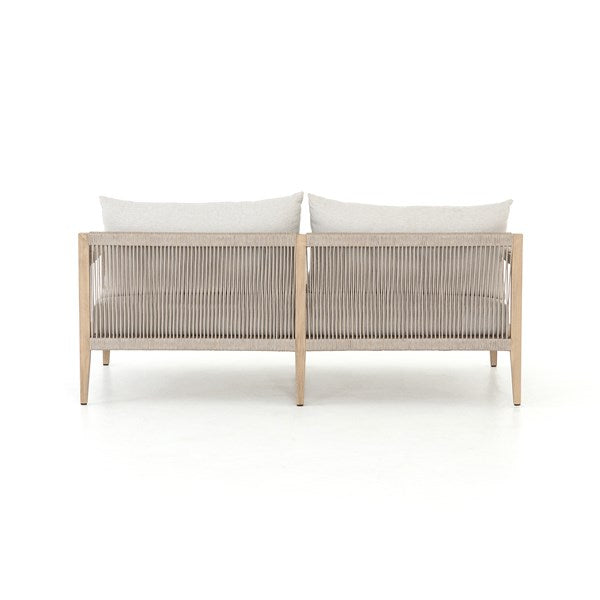 Sherri Outdoor Sofa - Stone Grey