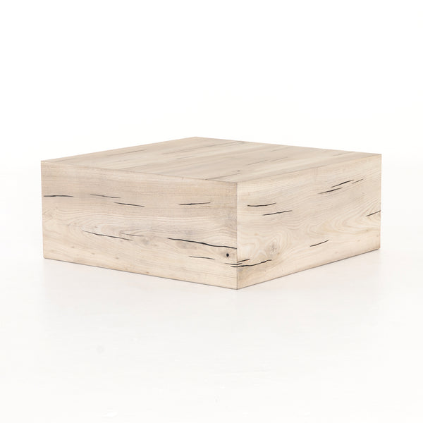 Coventry Corner/Coffee Table - Bleached Yuka