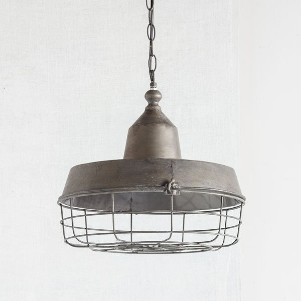 Bellamy Pendant - Rustic Edge
