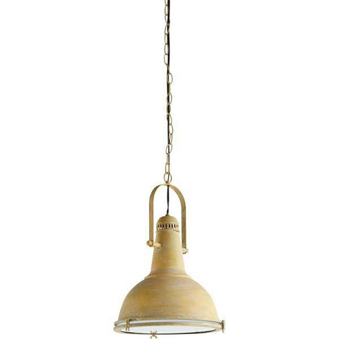Autumn Elle Designs Yellow Benoit Pendant 79405 - Rustic Edge