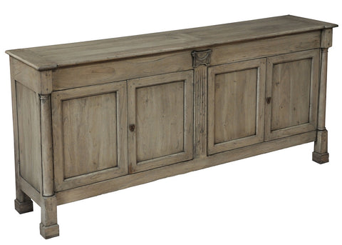 Autumn-Elle Design Dore Credenza/Sideboard Driftwood Finish S710648D - Rustic Edge
