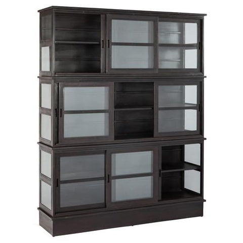 MORVEN CABINET - Intrustic home decor