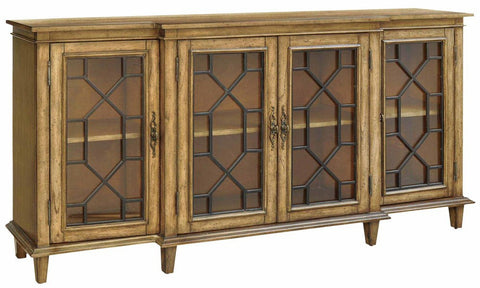 Autumn-Elle Designs Estee 4 Door Sideboard C04319V - Rustic Edge