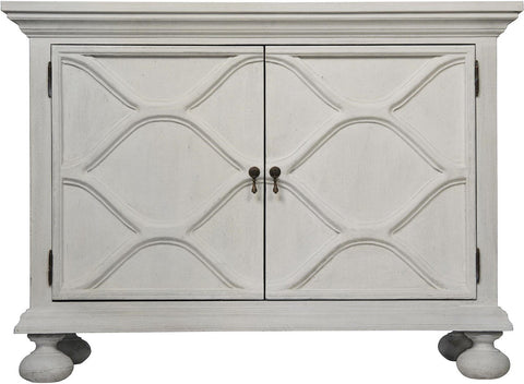 Rutley Sideboard, White Weathered