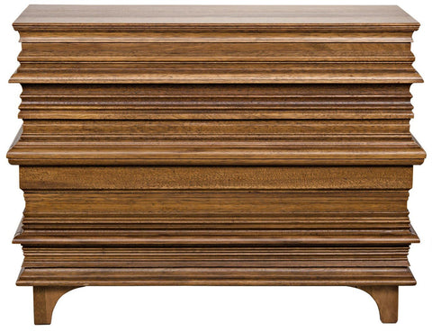 Samson Chest, Dark Walnut