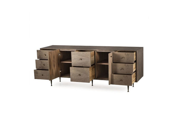 Autumn-Elle Adelita Credenza Buffet (Large) rc032156 - Rustic Edge