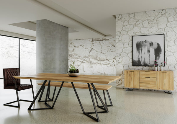 Modrest Pisa & Lipan Modern Dining Set by VIG Furniture