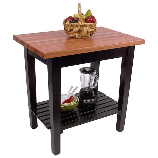 John Boos American Cherry Le Classique - Work Table RN-C Series