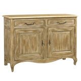 French Heritage Lamballe 2 Door Buffet/Sideboard M-2121-004-GLDD